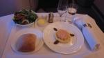 Essen im A380